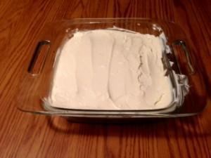 Paleo Applesauce cake